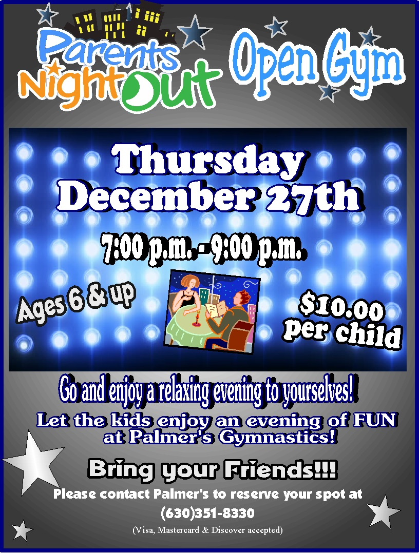 Parents Night Out OG Dec. 27th