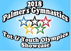 2018 Tot youth Olympics banner